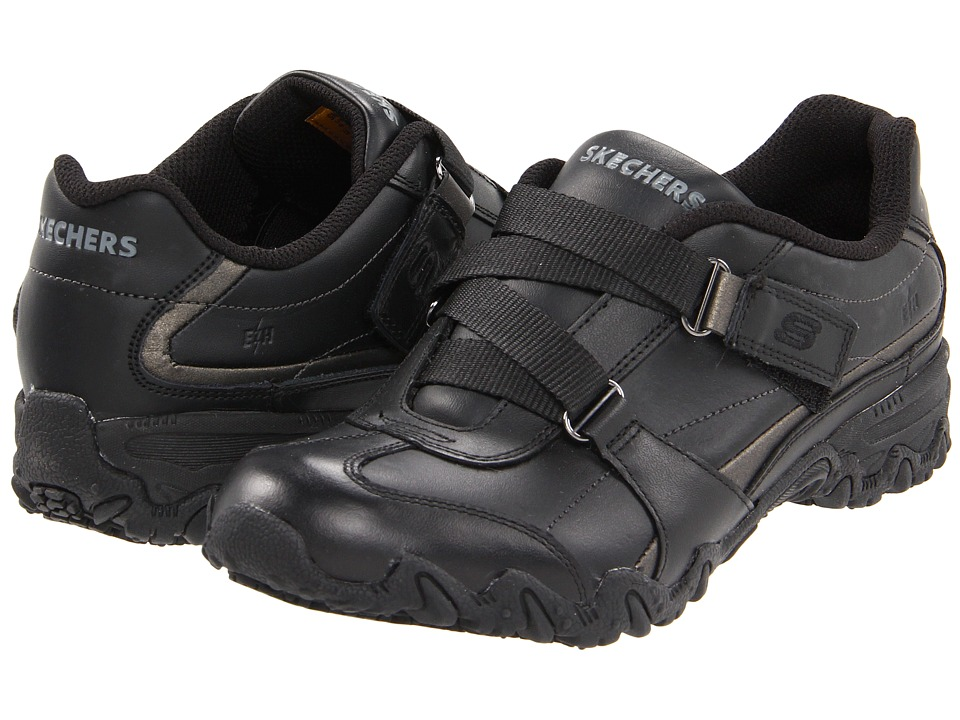 SKECHERS Work - Compulsions (Black) Women's Industrial Shoes