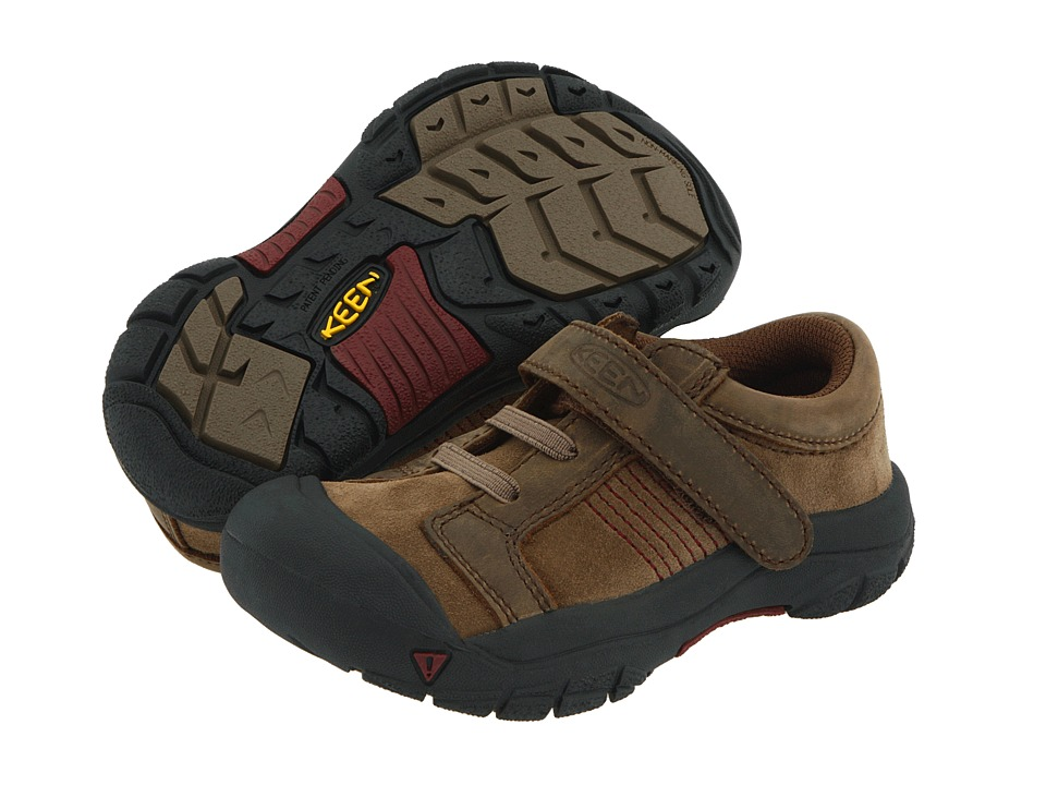 Keen Kids - Austin (Toddler/Youth) (Shitake) Boys Shoes
