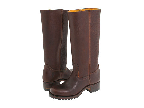 Frye - Campus 14G (Chestnut Leather) Cowboy Boots