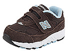 New Balance Kids - 993 (Infant/Toddler) (Brown) - Footwear