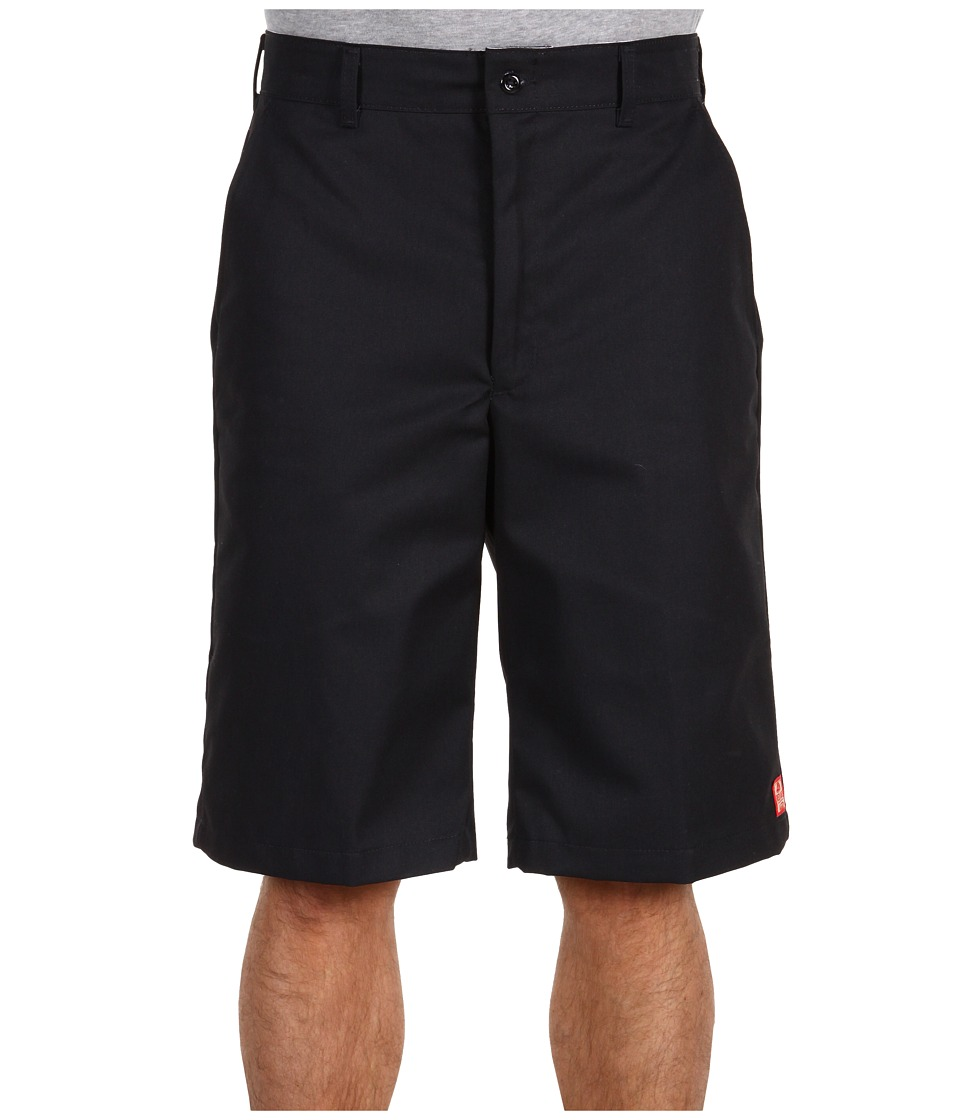 Vans - Red Kap X Vans Work Short (Black) Men