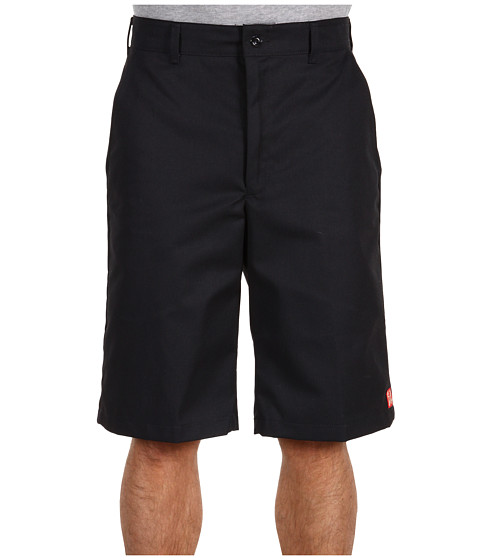 Vans - Red Kap X Vans Work Short (Black) Men's Shorts