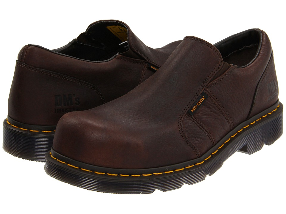 Dr. Martens - Resistor ST (Bark Industrial Bear) Plain Toe Shoes