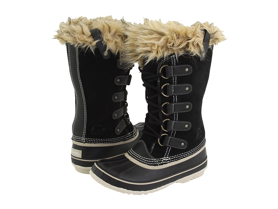 SOREL - Joan Of Arctic II (Black) Women's Waterproof Boots