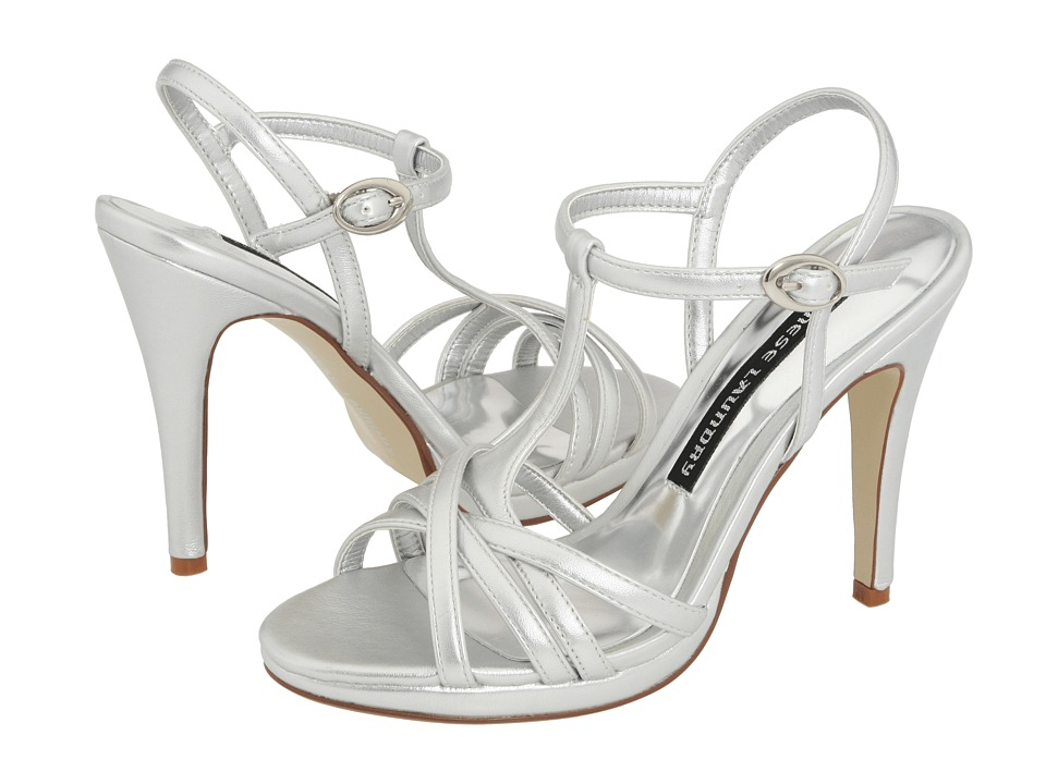 Chinese Laundry - Anytime (Silver) High Heels