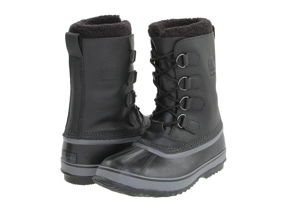 SOREL - 1964 Pac T 2 (Black) Men's Cold Weather Boots