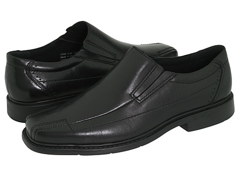 Clarks - Deane (Black Leather) Men's Shoes