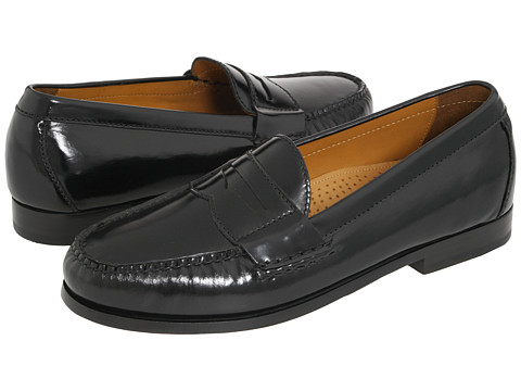 Cole Haan - Pinch Air Penny (Black) Men's Slip on Shoes