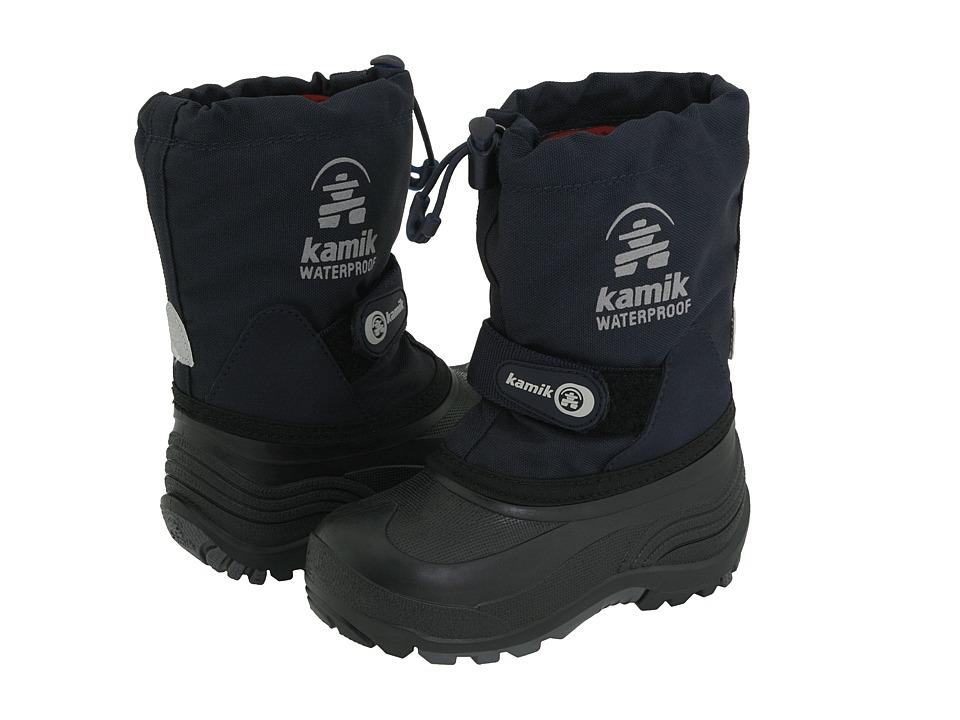 Kamik Kids - Waterbug (Toddler/Little Kid/Big Kid) (Dark Navy) Boys Shoes
