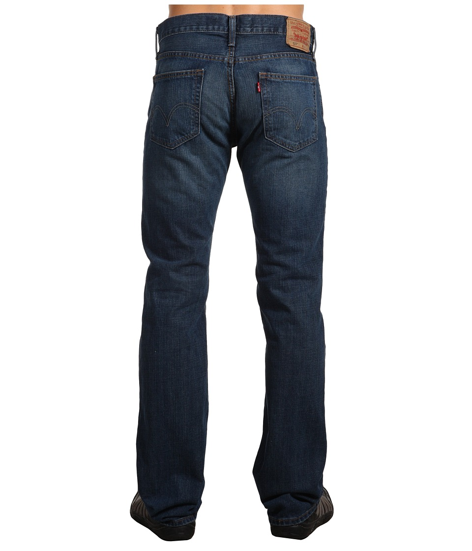 Levi's(r) Mens - 527tm Slim Bootcut (Indie Blue) Men's Jeans