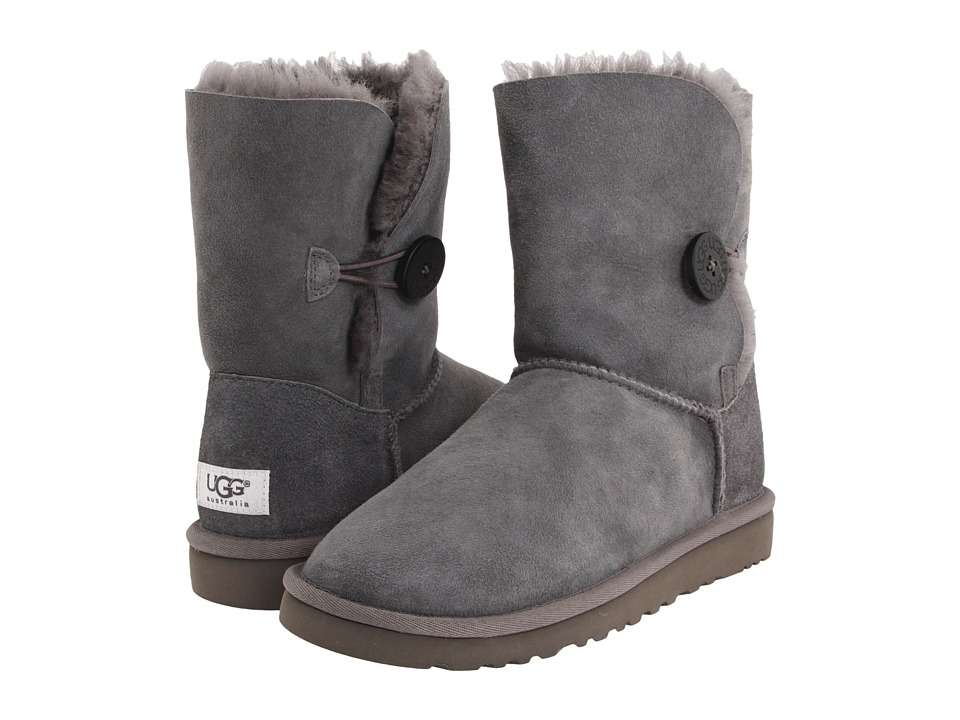 UGG - Bailey Button (Grey) Women