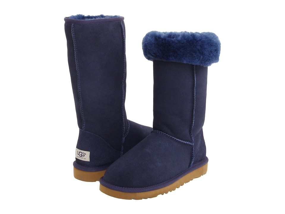 UGG - Classic Tall (Navy) Women's Boots
