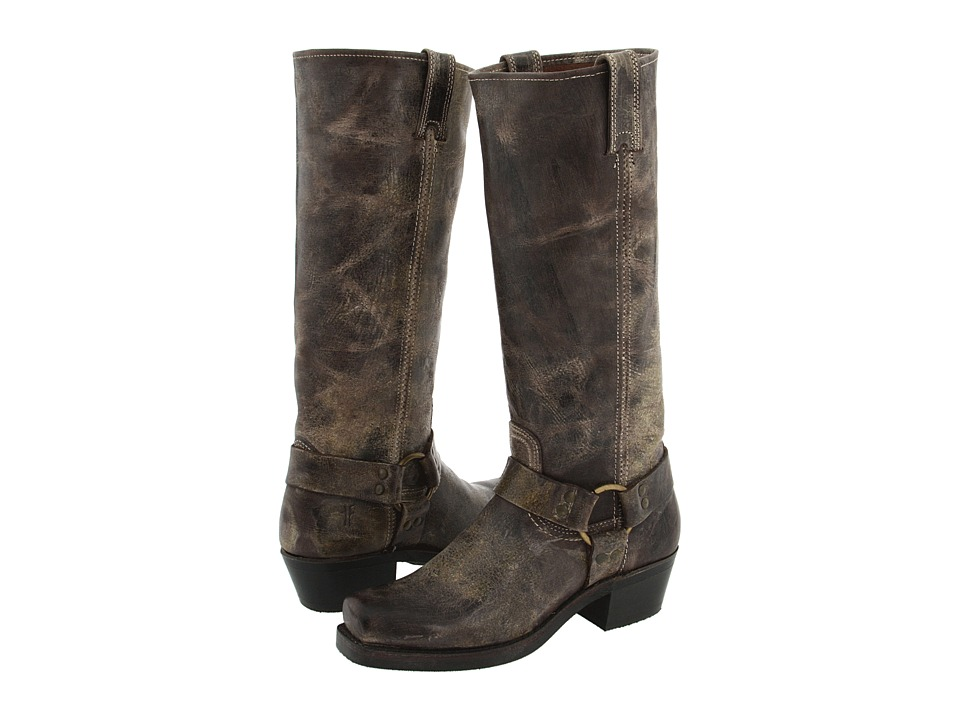 Frye - Harness 15R (Chocolate Vintage Leather) Women's Pull-on Boots