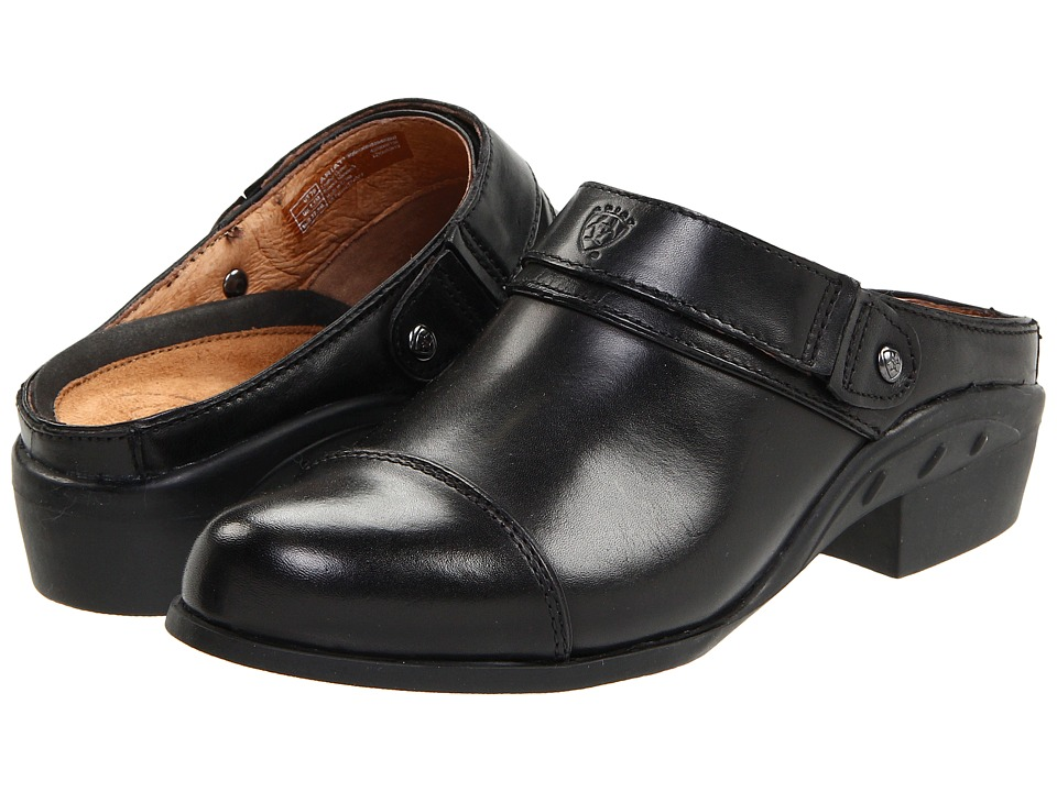 Ariat - Sport Mule (Black) Women's Clog/Mule Shoes
