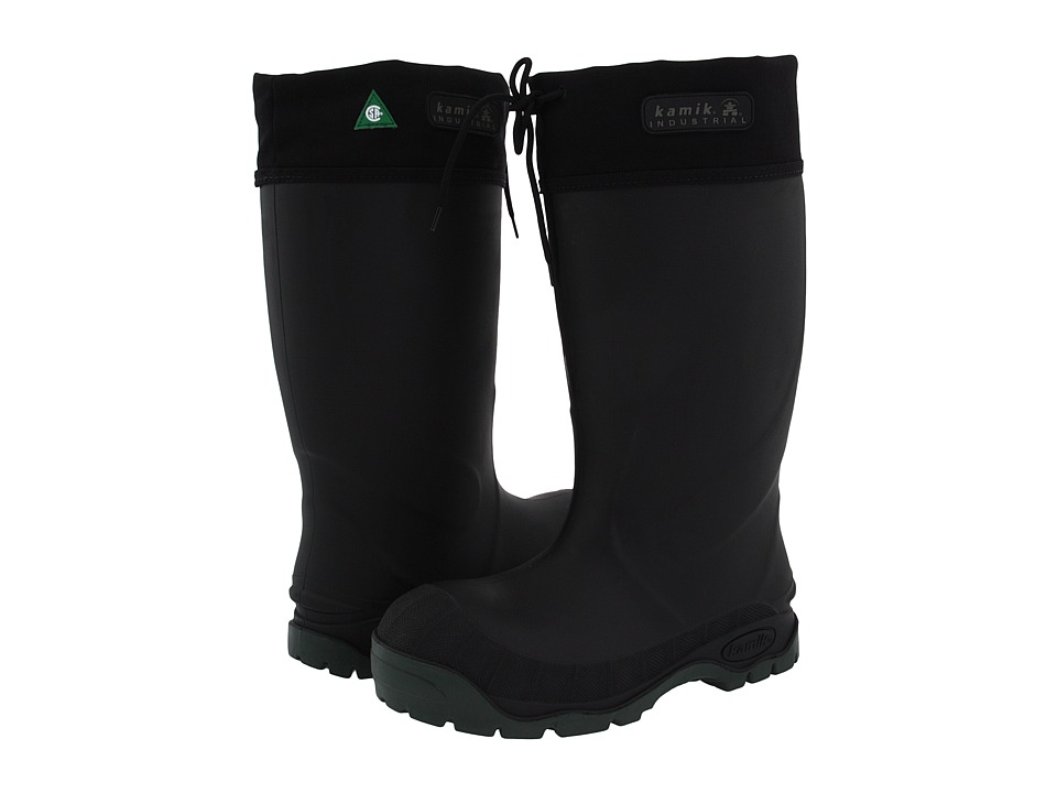 Kamik - Goliath 3 (Black) Men's Cold Weather Boots