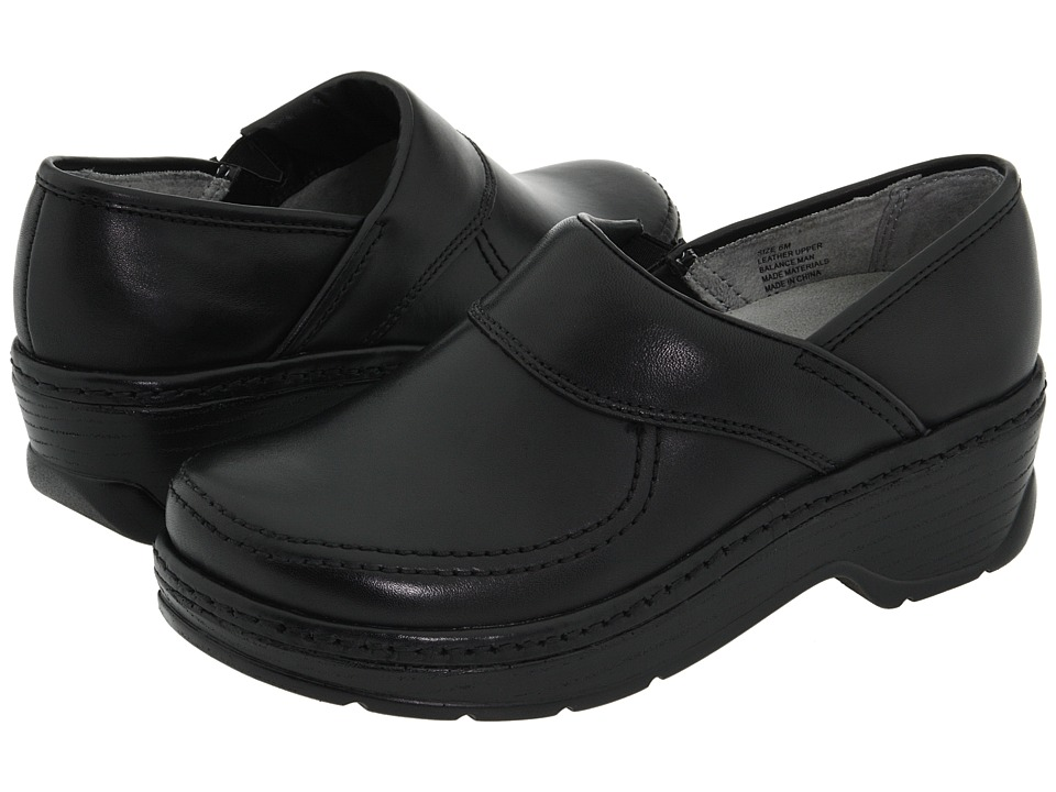 Klogs Footwear - Sonora (Black Smooth) Women's Clog Shoes