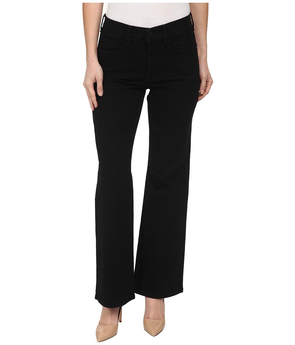 NYDJ Petite - Petite Sarah Boot in Black (Black) Women's Jeans