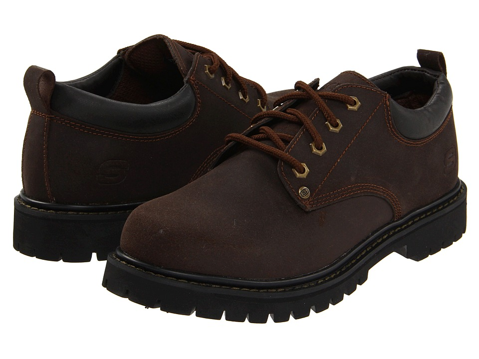 SKECHERS - Alley Cats (Brown) Men