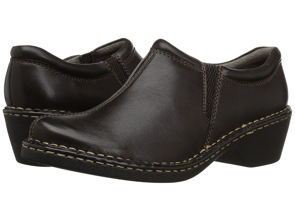 Eastland - Amore (Brown Leather) Women's Shoes