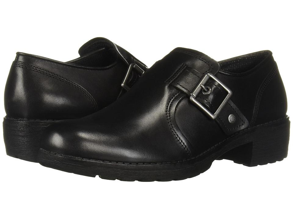 Eastland - Open Road (Black Leather) Women's Shoes