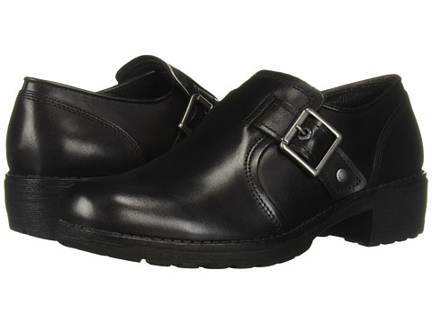 Eastland - Open Road (Black Leather) Women's Shoes