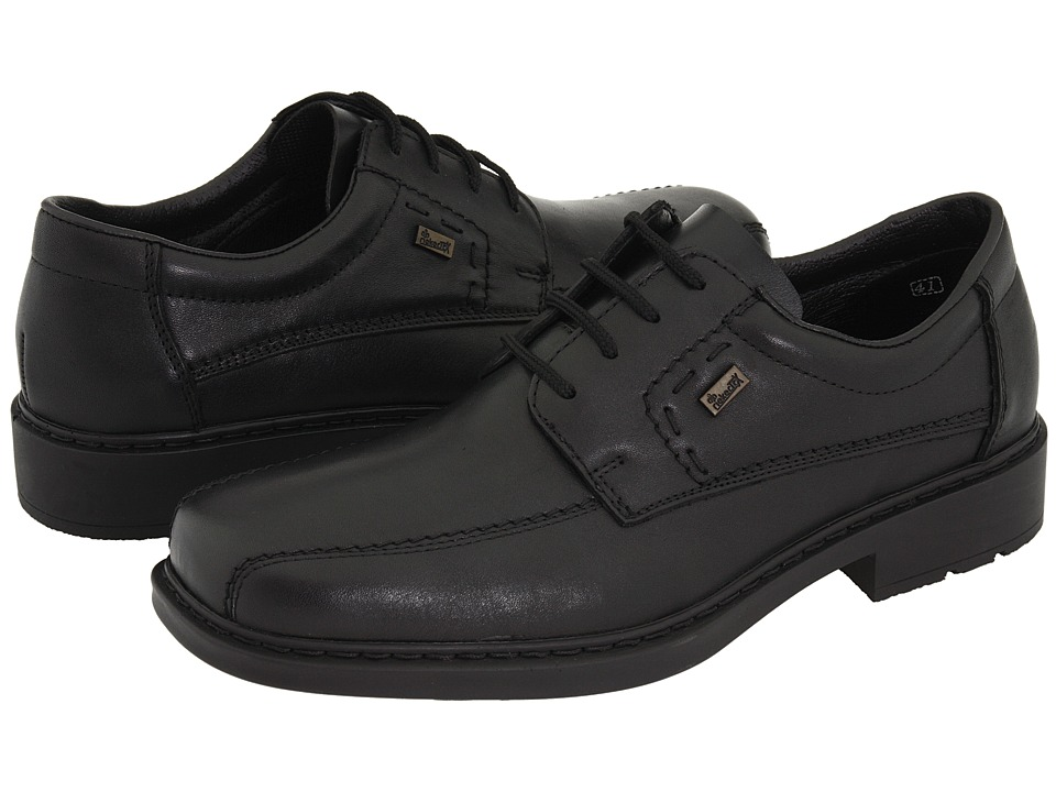 Rieker 12820 Matt 20 (Black Leather) Men