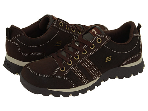 SKECHERS - Replenish (Chocolate Suede) Women