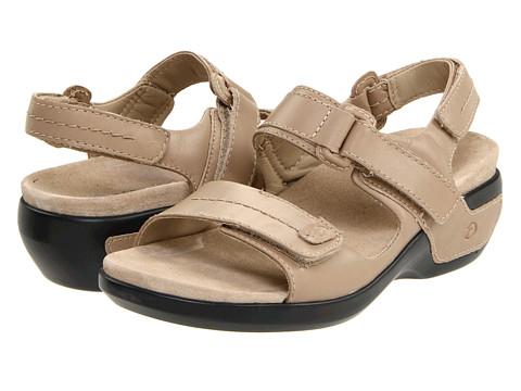 Aravon - Katy (Taupe Leather) Women