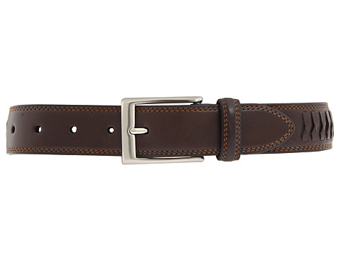 Cole Haan - Whitefield Belt (Dark Brown/Dark Brown) Men