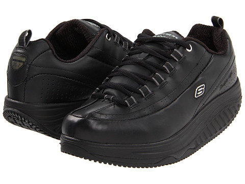 skechers shape ups slip resistant shoes