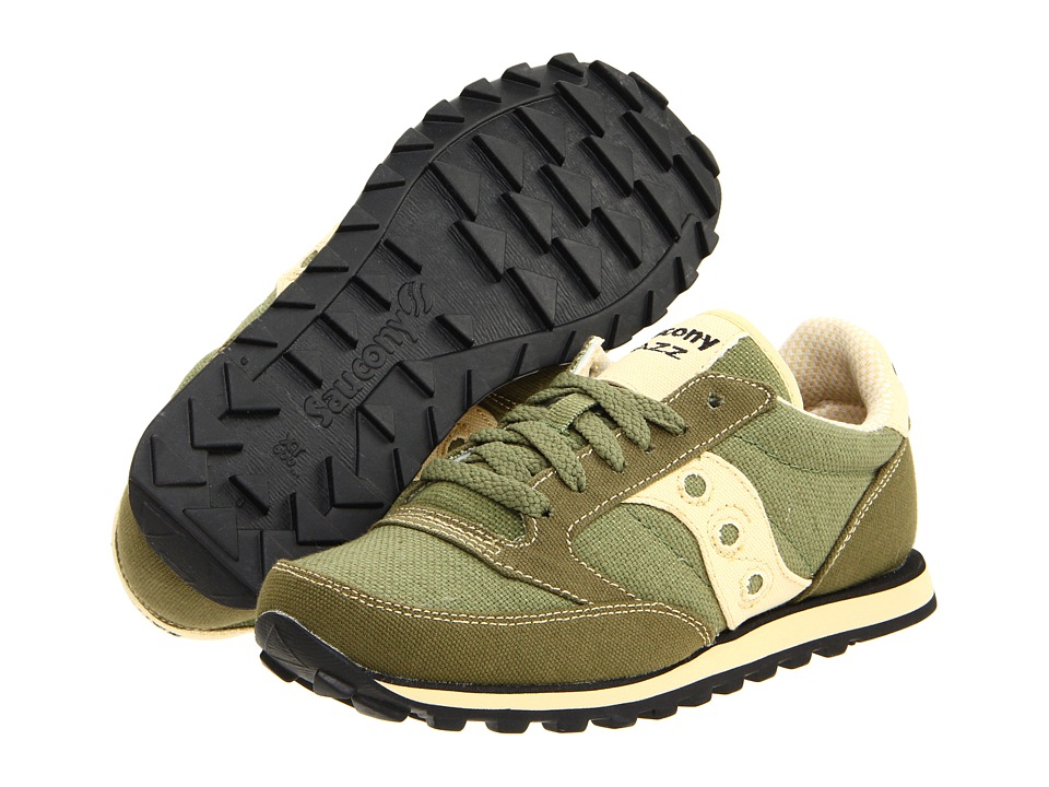 Saucony Originals - Jazz Low Pro Vegan (Green) Women