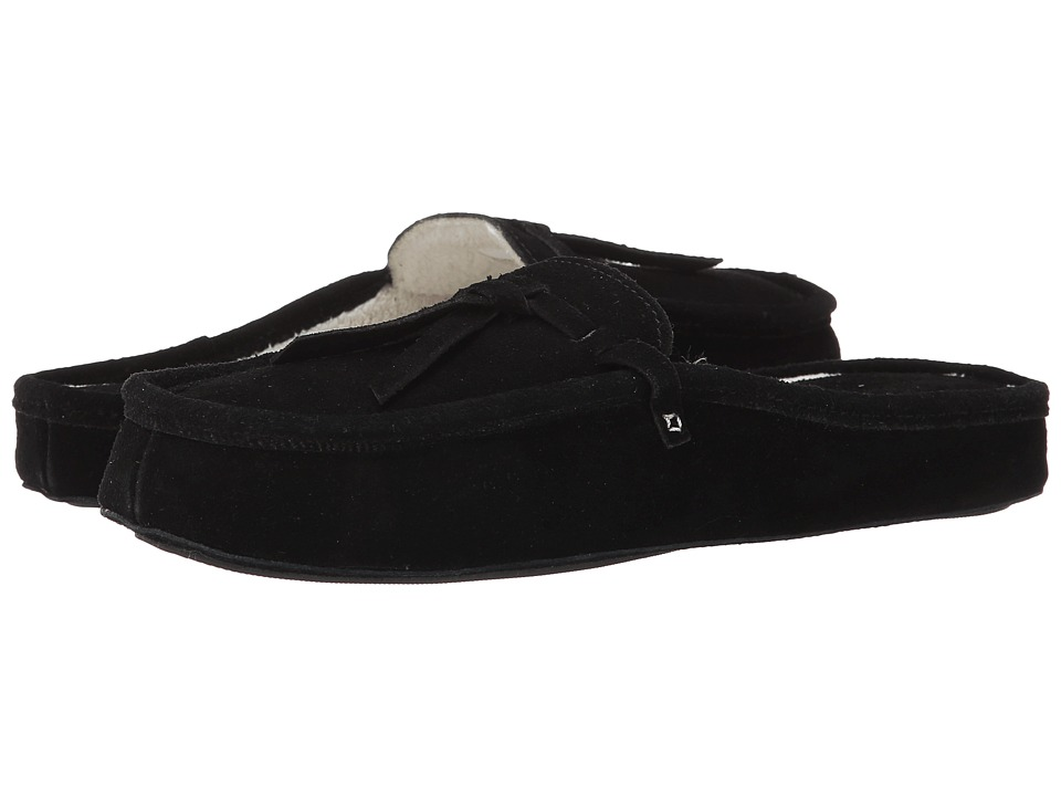 Patricia Green - Greenwich (Black) Women's Slippers