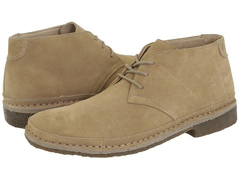 RJ Colt - Oscar (Camel Oiled Suede) Men's Lace-up Boots