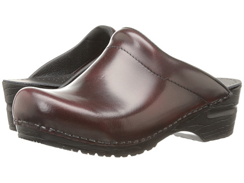 Sanita - Sonja Cabrio (Bordo Cabrio) Women's Clog/Mule Shoes