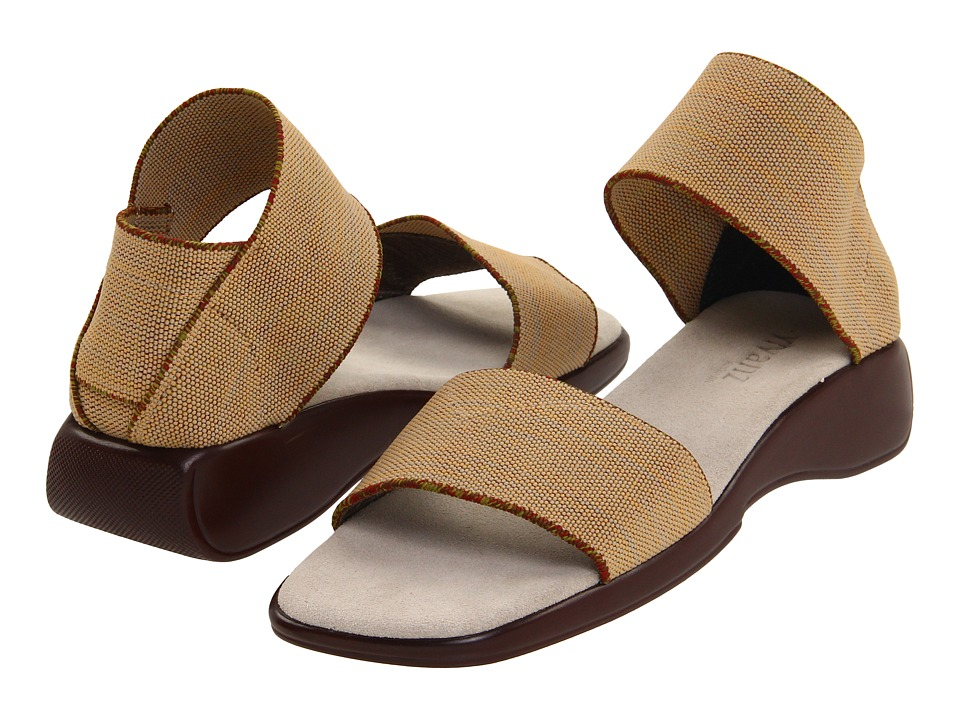 Casual Sandals - Low Heel