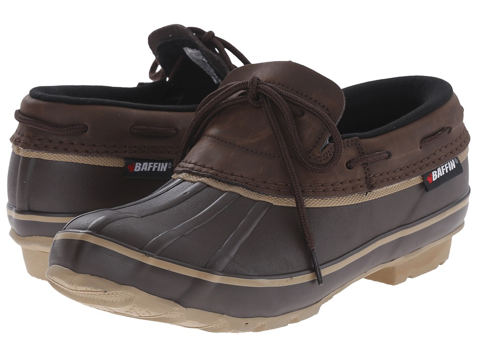 Baffin - Coyote (Brown) Men's Slip on Shoes