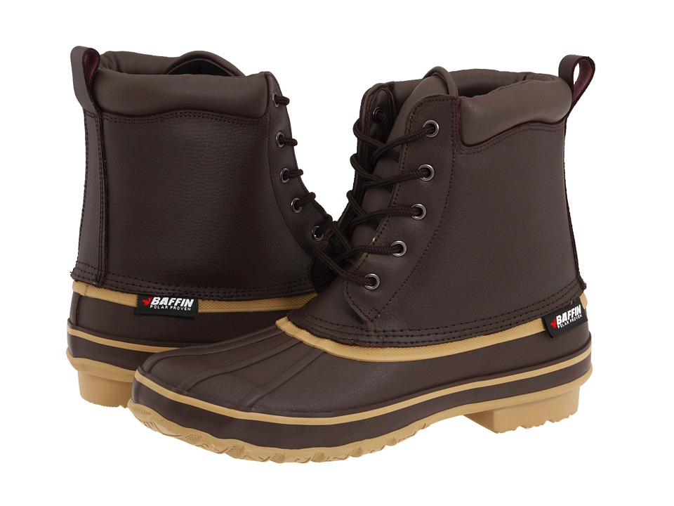 Baffin - Moose (Brown) Men's Rain Boots