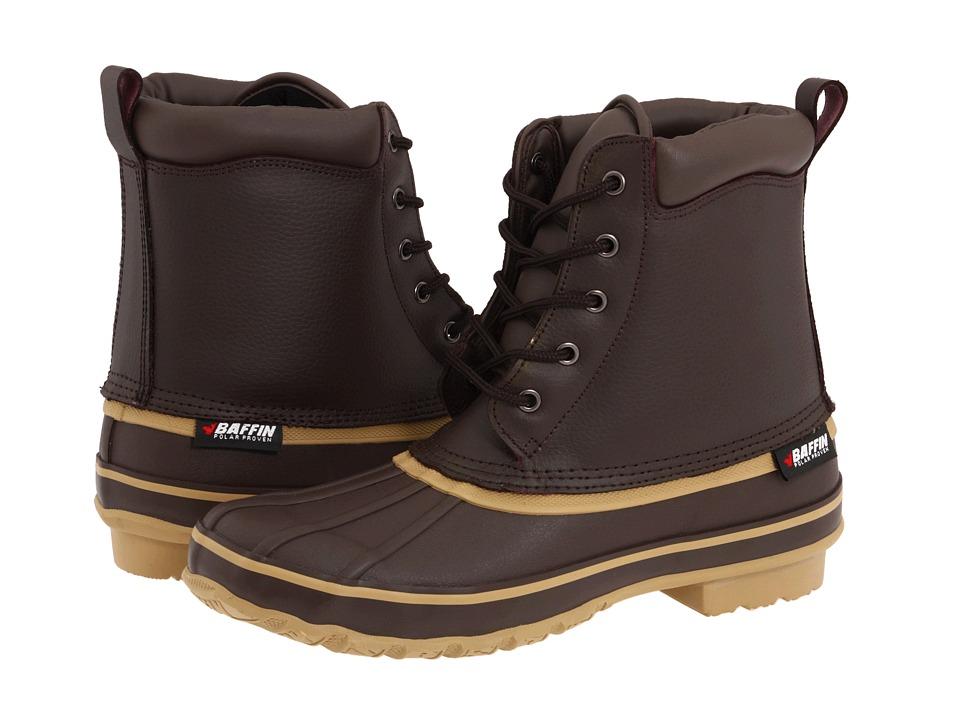 Baffin - Moose (Brown) Men's Rain Boots
