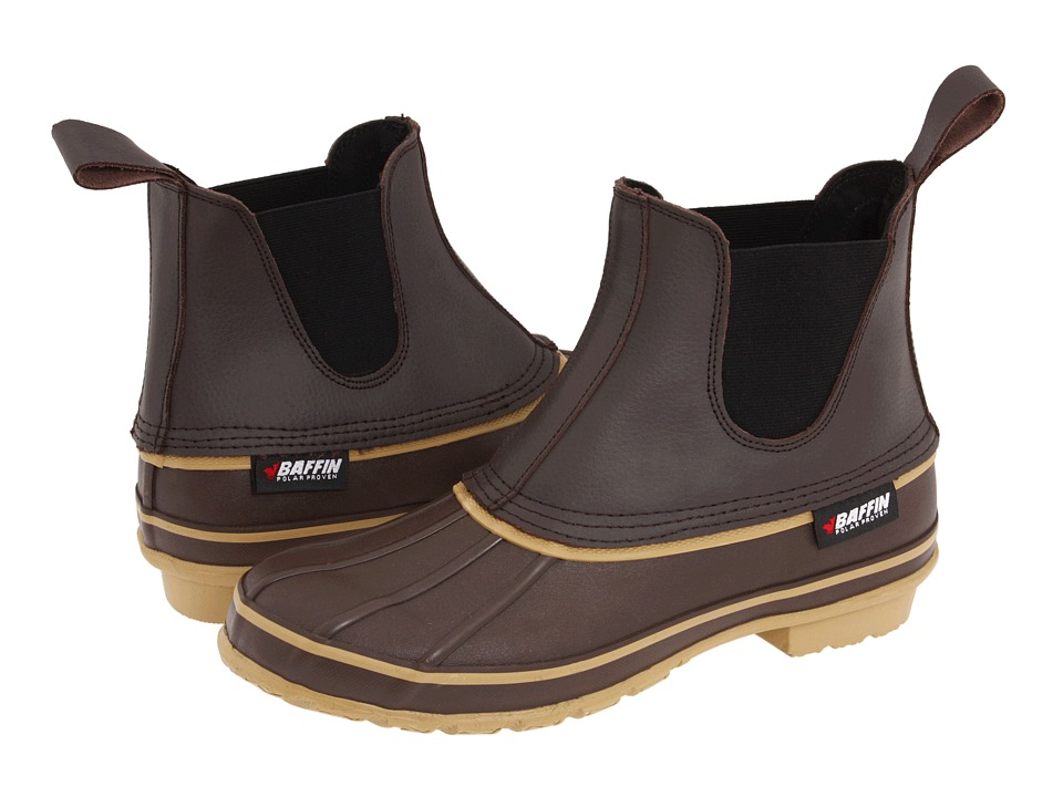 Baffin - Bobcat (Brown) Men's Boots