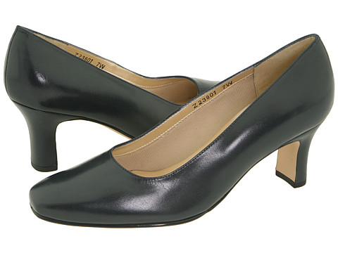 Fitzwell - Vincent Pump (Navy Kid) High Heels