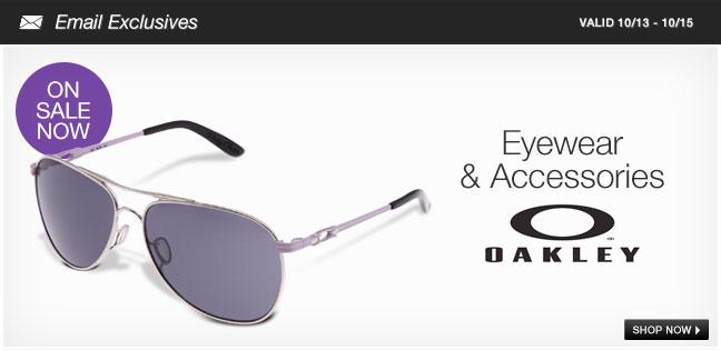 Oakley очки и аксессуары