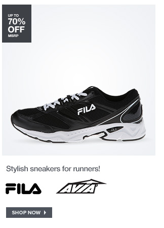 Stylish sneakers for runners