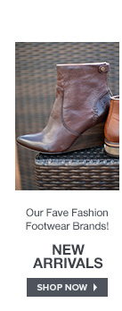 Our fave fashion footwear brands