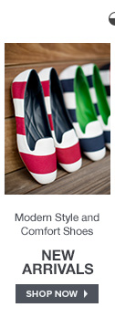 Modern style and comfort shoes